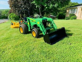 Serviced Every Year Basically Brand New2005 John Deere 650