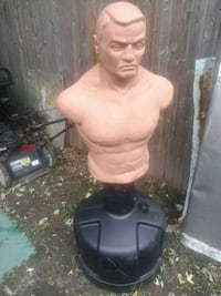 Punching Dummy . Life like and adjustable to hiegh Trenton, 08638