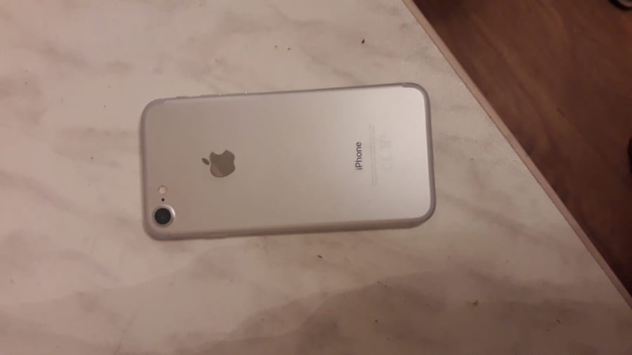 iPhone 7 32GB silver  0999db6d-c969-4b34-aba1-9088d4dd4e69