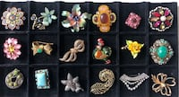 Brooches pins price for each Toronto, M2R 3N1