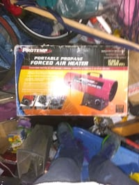 yellow and black portable generator Woodstock, N4S 2H9
