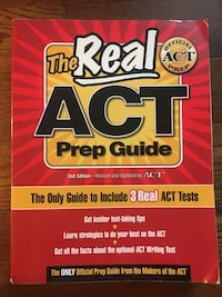 The Real Act Prep Guide textbook Glen Ellyn, 60137
