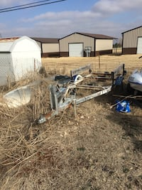 Trailer. Build what you want on it.  Weatherford, 73096