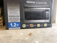 Practically New Microwave 1200 watt Fairfax, 22033