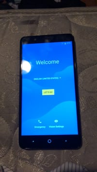 Black samsung galaxy android smartphone Stockton, 95204