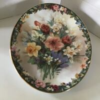 Enchanted collectors' Plate