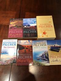 Rosamunde Pilcher book collection