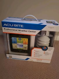 Acurite personal Weather Center