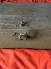 Military ammo chest  Old Forge, 18518