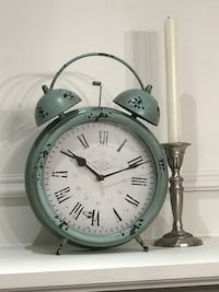 Brand New Shabby Chic Analog Clock  Oakville, L6L