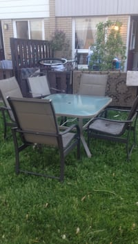 Patio Set St Catharines, L2S