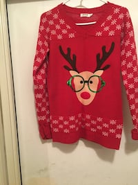 Cute christmas sweater