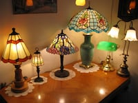 TIFFANY TABLE LAMP COLLECTION Toronto