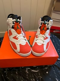DS Jordan 6 Retro 'Gatorade' SIZE 8.5 NEVER WORN Darby, 19023