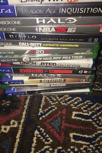 Video games ($5-$10 for any of them) Odenton, 21113