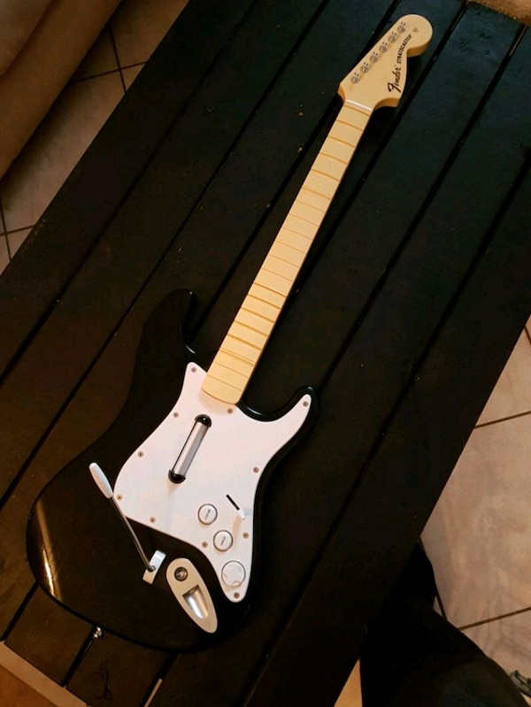 Rock Band guitar for PlayStation