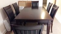 Modern Dining Room Set - Dining Table With 6 Chairs TORONTO