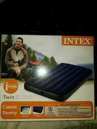 TWIN SIZE INFLATABLE CAMPING BED Grand Junction, 81506