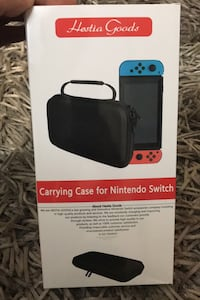 Carry case for the nintendo swicth Vaughan, L4H 3V3