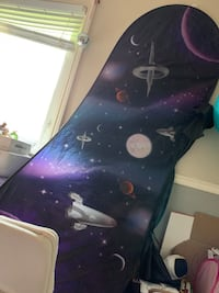 Glow in the dark bed cover  Newmarket