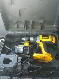 DeWalt cordless hand drill with case Lincoln