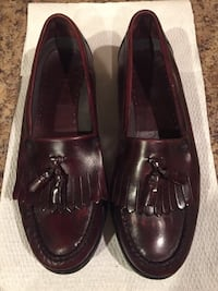 Men's Rockport Leather Dress Shoes. 12