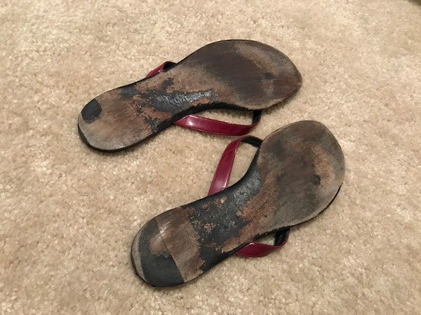 a85ef4c5ee1 Used Gucci Flip Flops for sale in Stockton - letgo