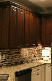 Solid wood kitchen cabinets, kitchen cabinet