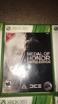Xbox One Medal of Honor case 36 km