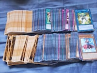 Yugioh bulk (470+ commons, holos and rares)   Mississauga, L4Z 1C7
