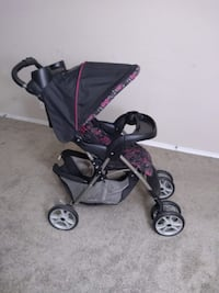 Graco Baby stoller for sale-Rarely used-with Rain cover