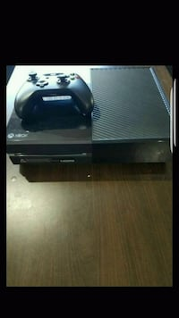 black Xbox One console with controller Santa Ana, 92704