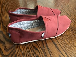 New Men's TOMS Size 11 For Sale