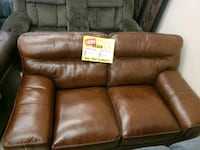 LEATHER LOVESEAT  North Fort Myers, 33903