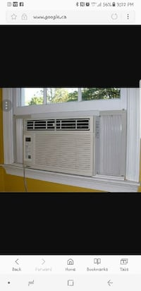 white window type AC unit screenshot Oshawa, L1G 6V2