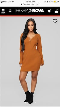Ribbed dress  Coquitlam, V3K 4W5