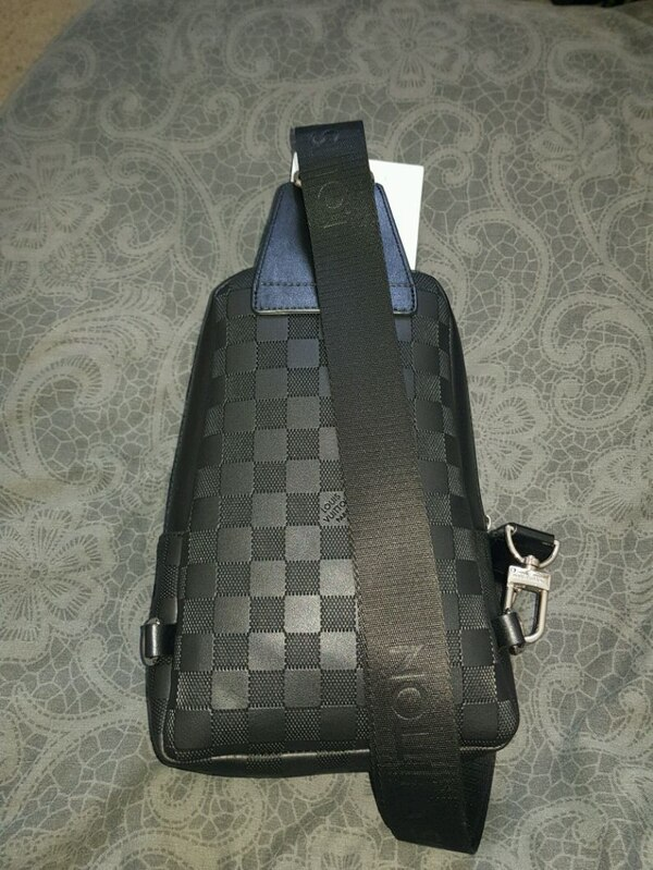 20c247200042 Used Louis Vuitton Sling Bag Damier Infini Leath for sale in ...