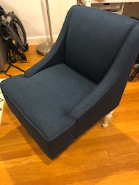Blue Accent Chair Arlington, 22203