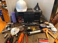 Large Lot of Tools With Craftsman Toolbox Price is For All Manassas, 20112