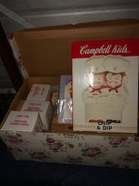 Campbell Soup Christmas ball collection Point Pleasant Beach, 08742
