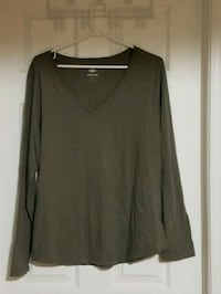 Olive colour, NEW with tags S=XL Ottawa, K2J 3V6