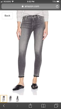 J Brand High Rise Skinny Jeans Size 25