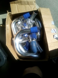 Turbo Pipping kit and blue cups Bakersfield, 93307