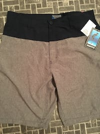 Gray and black shorts 15 x both Winnipeg, R2C 1M9