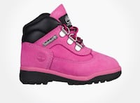 Timberland Field Boots/ Toddler Girls/ Size 7 Sumter, 29153