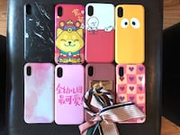 iphone x cases like new $5/each 多伦多, M5S 2Y1