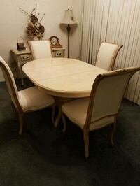 5 piece dining set with leaf Banning, 92220