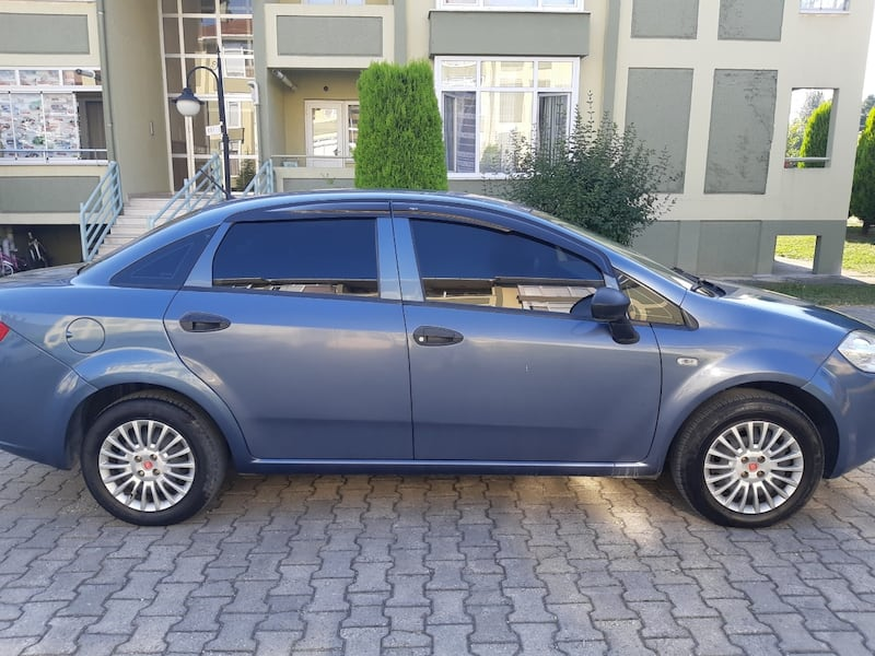 2008 Fiat Linea MULTIJET 90HP ACTIVE DAB ABS AC 6