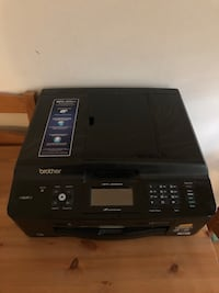 Brother all in one inkjet printer Montreal