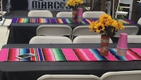 Mexican party decor Watsonville, 95076